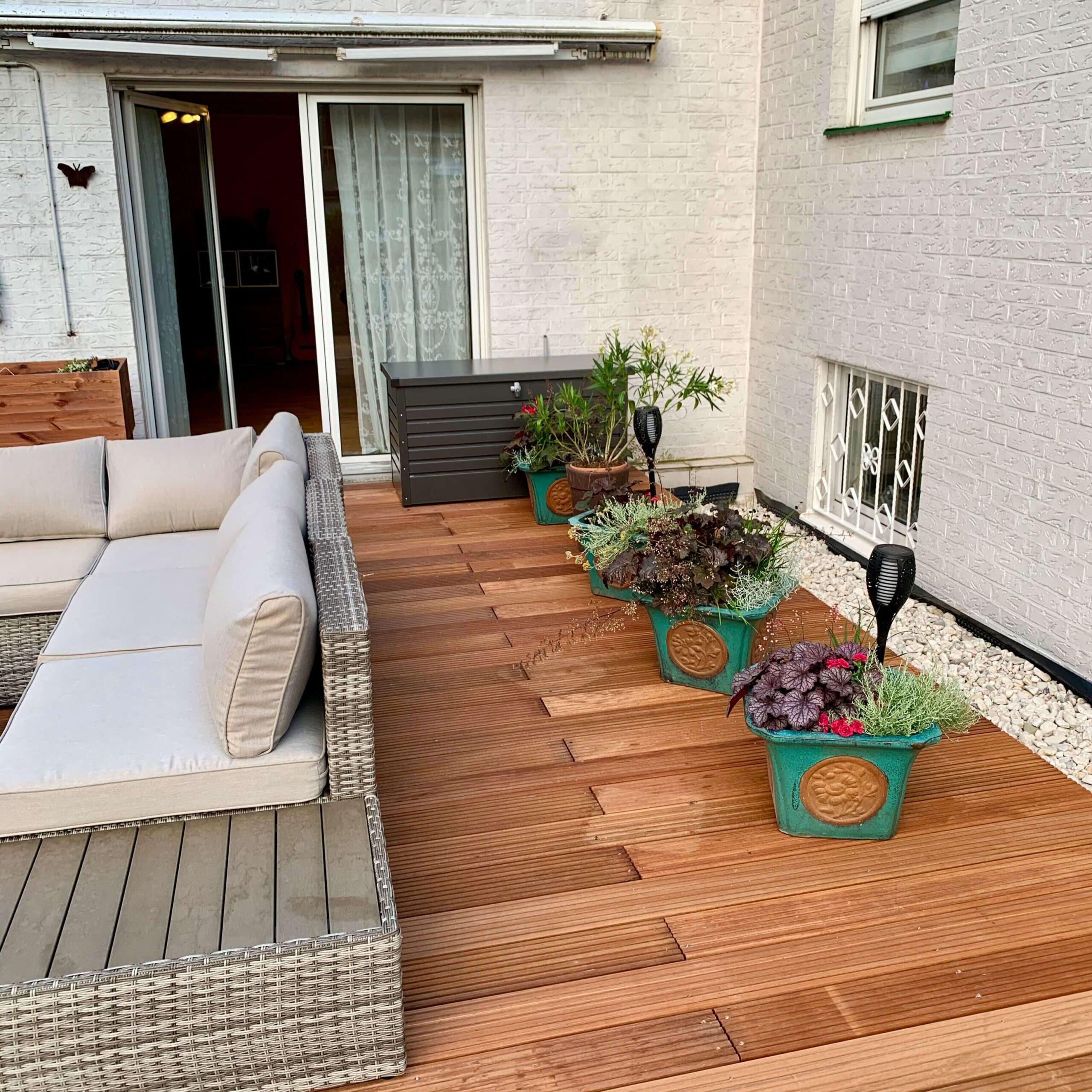Was kostet eine Holzterrasse pro m20   Deine Renovierung
